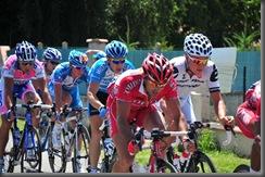 Tour de France breathing