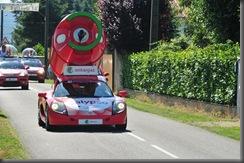Tour de France gaz