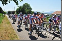 Tour de France peloton 3