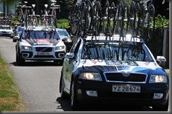 Tour de France support