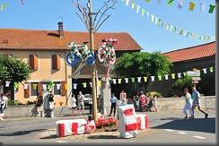 Tour de France town